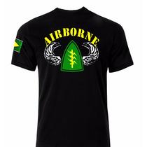 Camiseta Militar Aeronáutica Exército Marinha Polícia