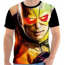 Camisa Camiseta Flash Reverso - 02