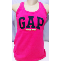 Kit C/20 Regatas Femininas Hollister Gap R$ 300,00