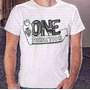Camisa Estampa Masculina We One Direction