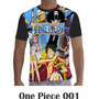 Camisa Camiseta Anime One Piece