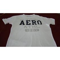 Camiseta Aéropostale Tam P Original Comprada Nos Usa Linda
