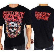 Camiseta De Banda - Bullet For My Valentine