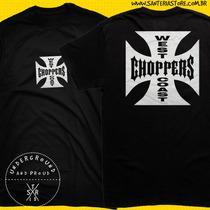 Camiseta Fast & Furious - Paul Walker´s West Coast Choppers