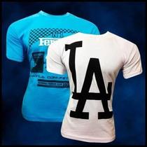 Camisetas De Atacado Hollister,quicksilver, Adidas, Kit 10