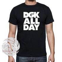 Camiseta Dgk All Day - Personalizada