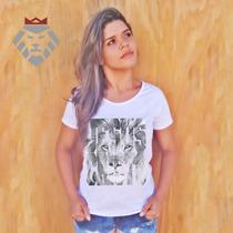 Camiseta Feminina Jesus Cristo