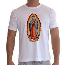 Camiseta Santa Guadalupe - Religiosa - Personalizada - Linda
