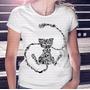 Camiseta Feminina Mew Pokemon Coleção 2016