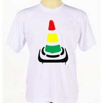 Camisa Personalizada Banda Cone Crew Camiseta Rap