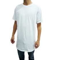 Camiseta Básica Long Line