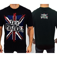 Camiseta De Banda - Sex Pistols