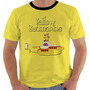 Camiseta The Beatles Yellow Submarine Lennon Paul Mccartney