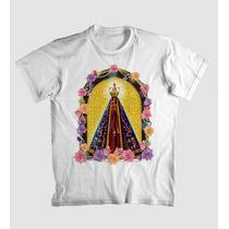 Camiseta Nossa Senhora Aparecida - Coleção Religiosas