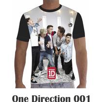 Camisa Camiseta One Direction