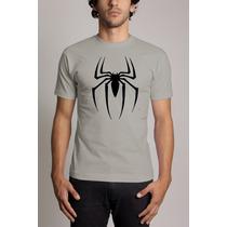 Camiseta Spiderman Homem Aranha