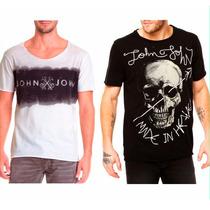 Camisetas John John | Abercrombie | Hollister | Lacoste Polo
