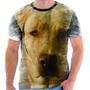 Camiseta De Labrador,cachorro,animal,estampada 4