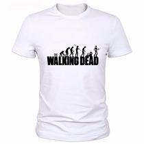 Camiseta The Walking Dead- Promoção A Melhor !!!