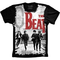 Camiseta Banda De Rock Beatles Camisa Rock The Beatles