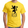 Camiseta Game Of Thrones - Lennister - Hear Me Roar