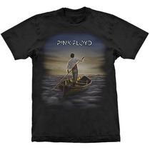 Camiseta Baby Look Feminina Pink Floyd Endless River Stamp