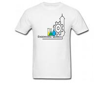 Camiseta Curso Engenharia Química