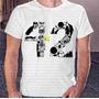 Camisa Estampa Masculina 42 Dont Panic