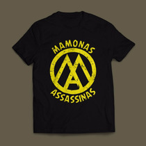 Camiseta Mamonas Assassinas Masculina