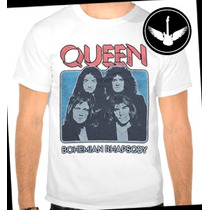 Camiseta Queen Banda Rock Baby Look Regata Blusa Camisa