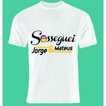Camiseta Jorge E Mateus