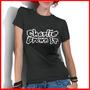 Camiseta Personalizada Feminina Charlie Brown Jr Chorão