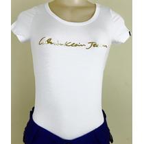 Blusa,camisa, Camiseta Calvin Klein Feminina Frete Grátis