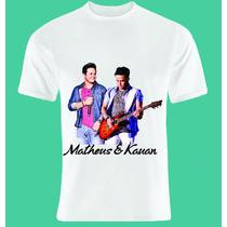 Camiseta Matheus E Kauan