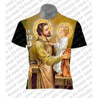 Camiseta Católica - São José