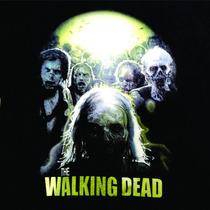 Camiseta The Walking Dead - Zumbi - Rocketees