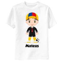 Camiseta Turma Do Chaves - Kiko Personalizada
