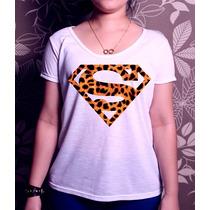 Blusa T-shirt Superman Onçinha