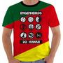 Camiseta Engenheiros Do Hawaii Rio Grande Do Sul Gessinger