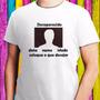 Kit 7 Camisetas Saudades Desaparecido Negócios Empresa Geral