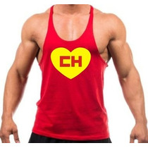 Regata Cavada Chapolin Colorado, Duff, Flash, Superman, Gym.