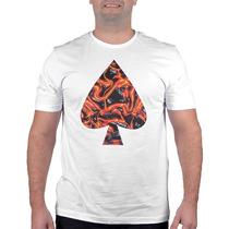 Camiseta Mcd Vulcan Branca
