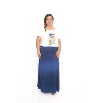 Blusa Plus Size Feminina Com Renda