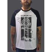Raglan Black Veil Brides Bvb Camisetas Moletom Bandas Rock
