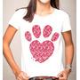 T-shirt Pata Dog Love