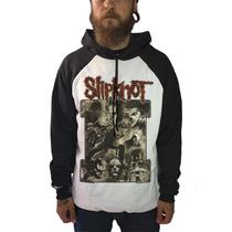 Blusa Slipknot Camisetas Moletom Regatas Bandas Rock Caveira