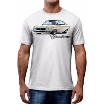 Camiseta Opala 78 Carro Antigo Automotiva Chevrolet