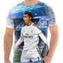 Camiseta Camisa Cristiano Ronaldo Real Madrid Cr7 Mod 05