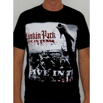 Camiseta Linkin Park - Live In Texas