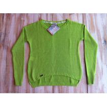 Blusa Roxy Tricot Fluorescente - 77.52.1143
